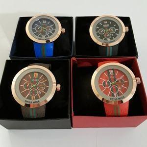 4 Unisex Watches Bundle Deal!